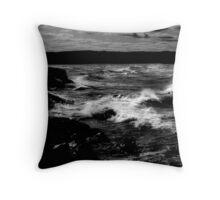 Superior Storm Throw Pillow