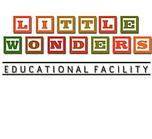 Bioshock Little Wonders Educational Facility Logo Photographic Print