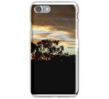 Sunsetting.... iPhone Case/Skin