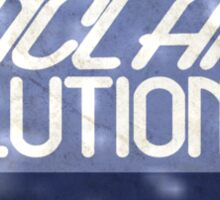 Bioshock 2 Sinclair Solutions Logo Sticker