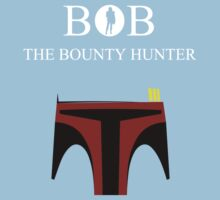 BOB The Bounty Hunter Kids Clothes