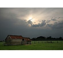 Rural Scene, Warrnambool, Australia, Landscape Photographic Print