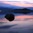 Lake Jindabyne, Australia by Michael Boniwell