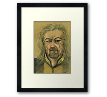 Theoden King of Rohan Framed Print