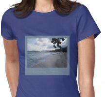A Beautiful Thai Beach Womens Fitted T-Shirt