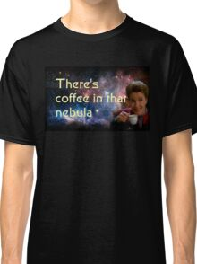There is coffee in that nebula - Kathryn janeway Star Trek Voyager Classic T-Shirt