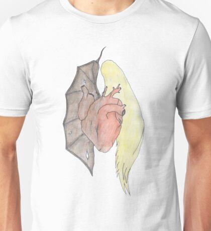 Dichotomy Of Good & Evil Unisex T-Shirt