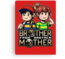 Another MOTHER - Ness & Travis Canvas Print