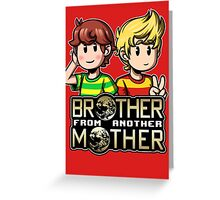 Another MOTHER - Travis & Lucas Greeting Card
