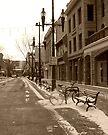 The Snow Bicycle by wwyz