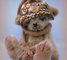 Broughton - Handmade bears from Teddy Bear Orphans by Penny Bonser