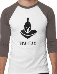 Spartan Warrior Men's Baseball ¾ T-Shirt