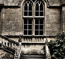 Stairs & Window by Country  Pursuits