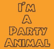 I'm A Party Animal by Joe Bolingbroke