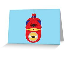spidey3 Greeting Card