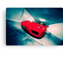 Ferrari 360F1 Spider Canvas Print