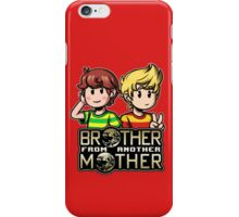 Another MOTHER - Travis & Lucas iPhone Case/Skin