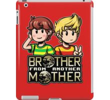 Another MOTHER - Travis & Lucas iPad Case/Skin