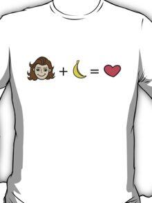Bananas for bananas T-Shirt