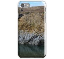 Wading in the tide pools iPhone Case/Skin