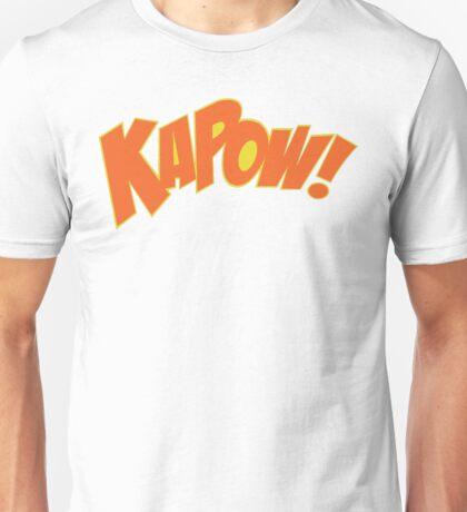 KAPOW Unisex T-Shirt