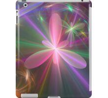 Ethereal Flowers Dancing iPad Case/Skin