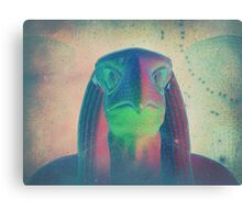 Egyptian God Horus Canvas Print