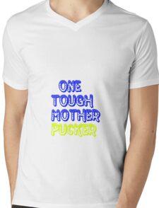 one tough Mens V-Neck T-Shirt