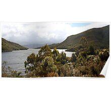 Lake Pedder - South West Tasmania  Poster