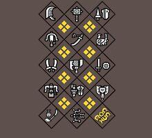 Weapons of MonHun Unisex T-Shirt