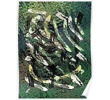 modern Garbage by rafi talby Poster