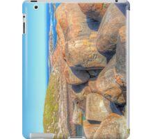 Elephant Rocks Panorama - HDR - Denmark - WA iPad Case/Skin