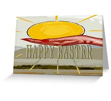 EASTER 75 Greeting Card