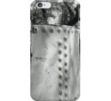 Steel Tank in the Woods iPhone Case/Skin
