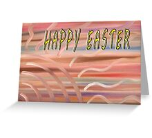 EASTER 77 Greeting Card