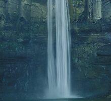 Taughannock Falls, Trumansburg, NY, USA by mklue