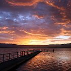 Lake Illawarra  by ozthunder
