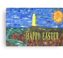 EASTER 80 Canvas Print