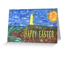 EASTER 80 Greeting Card
