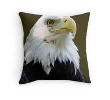 Stength and Pride Throw Pillow