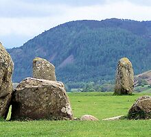 Castlerigg Stone Circle by Mark Thompson