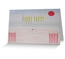 EASTER 83 Greeting Card