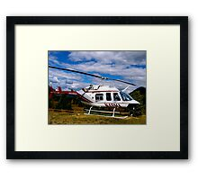 A Minute to Adventure Framed Print
