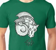 Dragon Puff Unisex T-Shirt