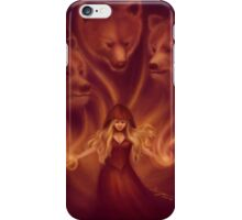 Goldilocks iPhone Case/Skin