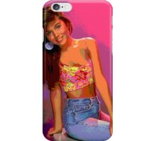 Kelly Kapowski iPhone Case/Skin