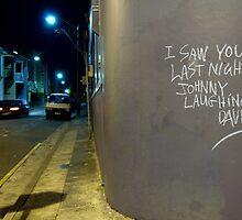 Johnny's Laughter by Robert Knapman