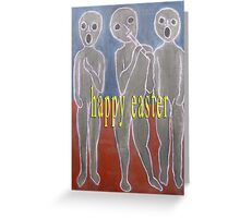 EASTER 90 Greeting Card