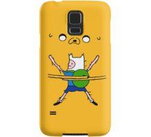 Finn&Jake Hug Samsung Galaxy Case/Skin
