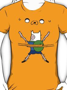 Finn&Jake Hug T-Shirt